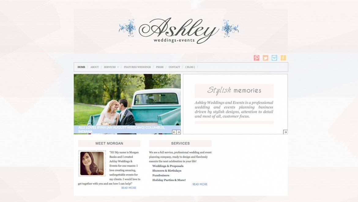 Ashley Weddings