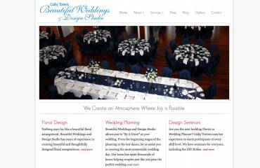 Cathy Teeter's Beautiful Weddings