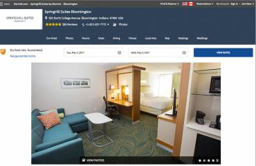 Spring Hill Suites – Marriott